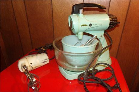 Kitchen Mixer Lot