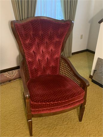Antique Victorian Chair