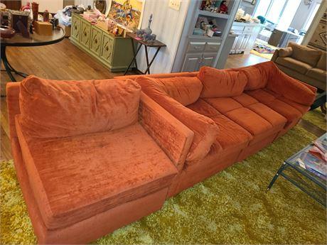 Stratford 4pc Sofa Set