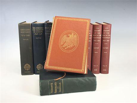 Books Vintage Group Lot