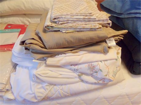 Sheets and Mattress Cover