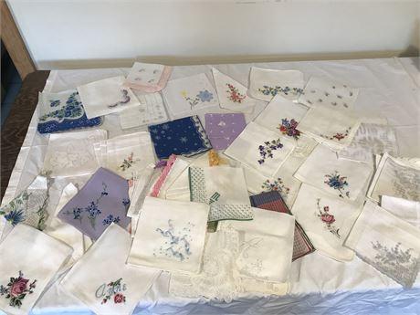 Vintage Handkerchief Lot 2