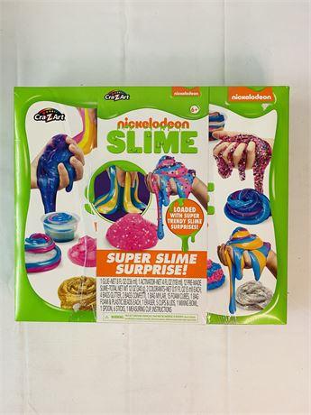 Nickelodeon Slime. Super Slime Surprise! By Cra z art.
