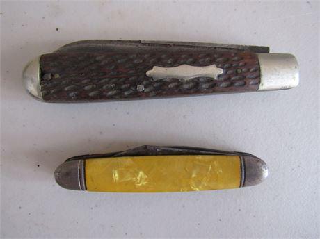 Pocket Knife Lot: New York Knife Co