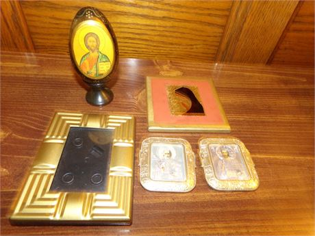 Variety of Religious Items