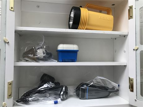 Bathroom Cabinet Clean Out Lot (Cabinet NOT included)