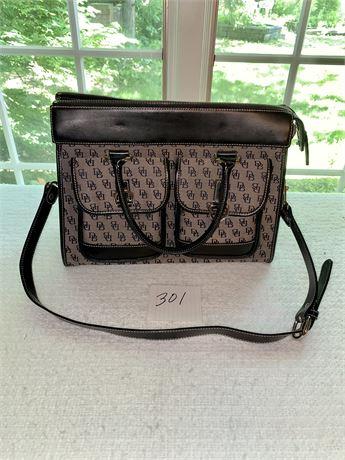 Dooney and Bourke Handbag with Detachable Purse Strap