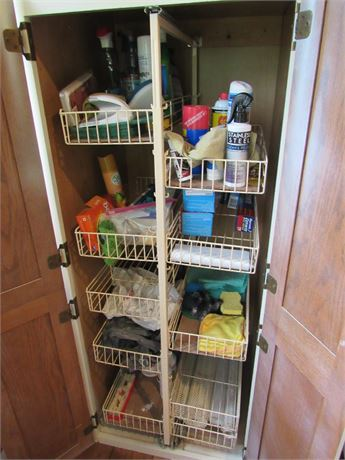 Broom Closet Clean Out