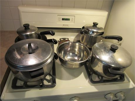 Pots and Pans Cooking Lot: Some Revere