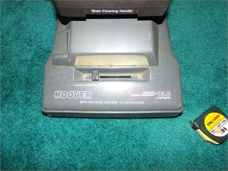 Hoover Supreme Soft and Light Sweeper