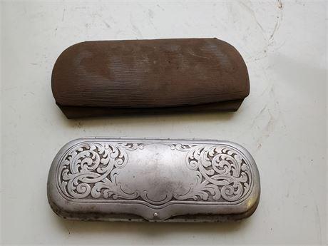 Antique Eyeglass Cases