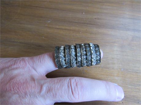 Funky Whole Finger Bendable Ring
