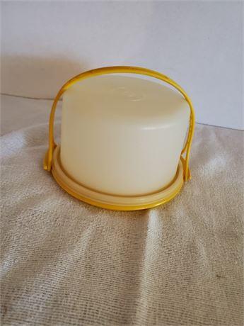 Vintage Tupperware Toys Cake Taker