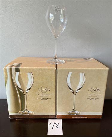 "Lenox ""Tuscany Classics Collection"" Petit Pinot Grigio Glasses"