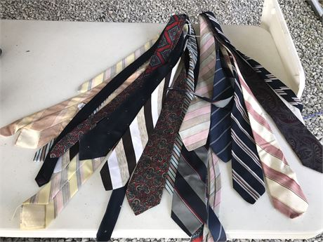 Tie Lot #1