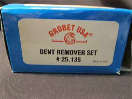 Vintage GROBERT USA Automotive Dent Removal Set