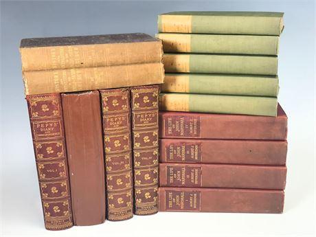Books Vintage Volumes Group Lot