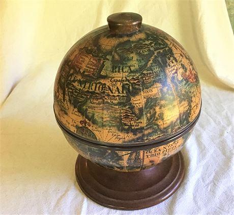 Novelty Globe Ice Bucket