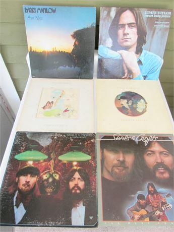 Rock Record Lot: James Taylor