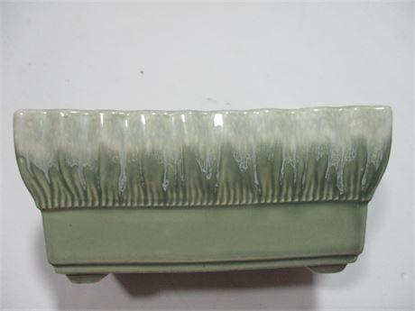 "Vintage Coronet 206 7"" Ceramic Mid century Planter"