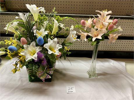 Easter Decor Lot