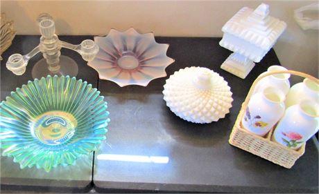 Vintage Glassware/Crystal