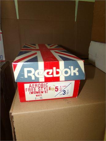 Vintage Pair of Reebok Size 5 1/2