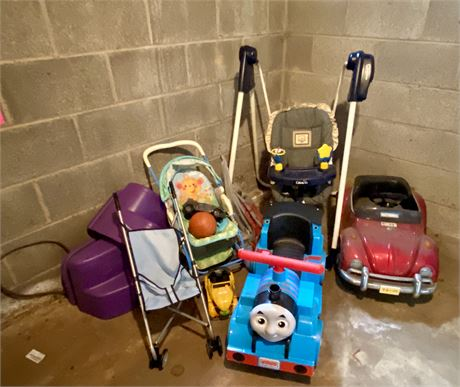 Stuff for Babies, Toddlers and Little Kids