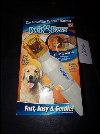 Pedi Paws Nail groomer