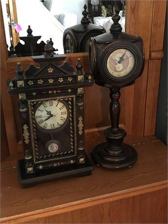 Decorative Clock Lot (Quartz)