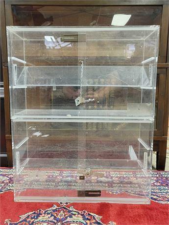 Fiberglass Display Cases