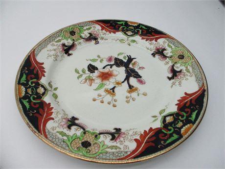 "Circa 1902-1939 10"" Royal Doulton Matsuma China Porcelain Plate"