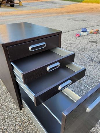 Locking Safe Filing Cabinet