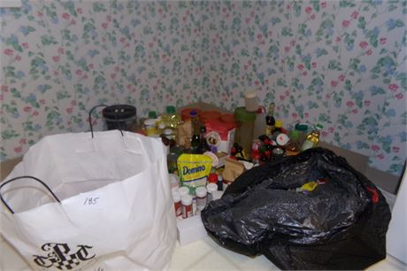 Pantry cleanout Lot