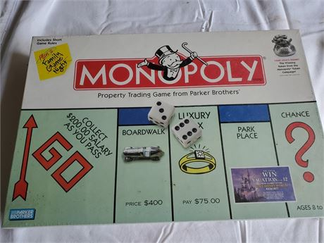 Monopoly Sealed New