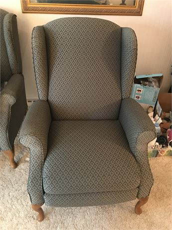 Wingback Chair (2 of 2) in Excellent Condition