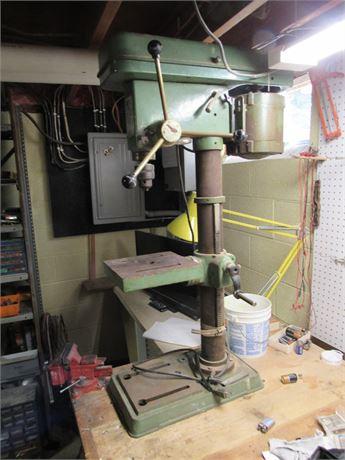 Ludell Drill Press