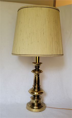 Brass Table Lamp #2