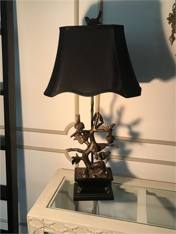 Sculptural Bird Lamp #1