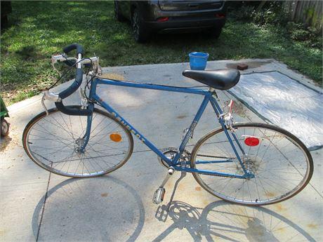 Vintage Peugeot Sport 103130 Speed Bicycle Bike 1970's