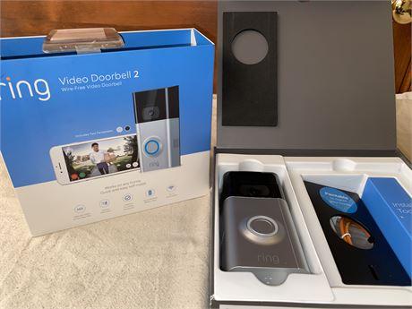 Amazon's Ring Video Doorbell