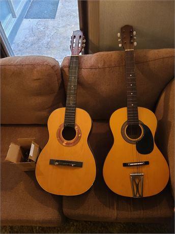 2 Vintage Guitars