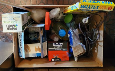 Kitchen Paper & Cleaning Supplies