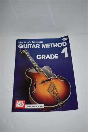 Guitar Method Grade One Instructional Book