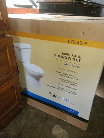 Tuscany Toilet New In Box