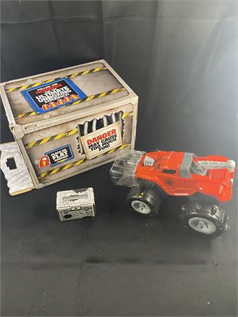 Ultimate Unboxing Experience toy truck.