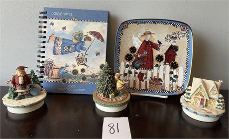 Debbie Mumm Collector's Lot