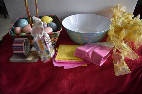 Easter treat bags/Easter treat boxes/Easter basket and more