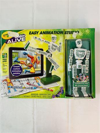 Crayola Color Alive Easy Animation Studio.