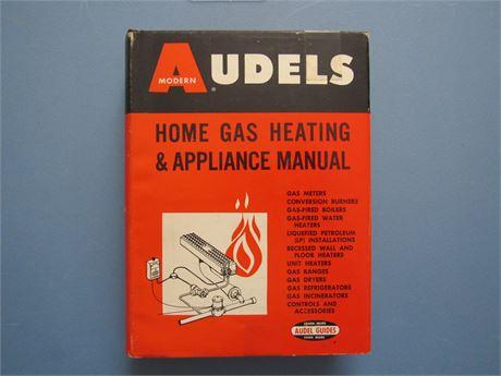 Audel's Home Gas Heating & Appliance Manual, Hardback